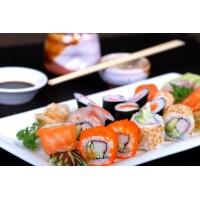 История возникновения суши и роллов