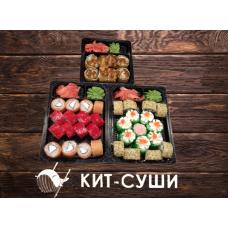 """Сет """"КИТ-СУШИ"""" 1120 гр. 40 кус."""